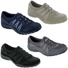 Skechers Breathe Easy Moneybags Scarpe Donna Memoria Schiuma Elasticizzato