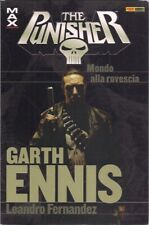 THE PUNISHER - GARTH ENNIS COLLECTION: MONDO ALLA ROVESCIA EDIZIONE PANINI