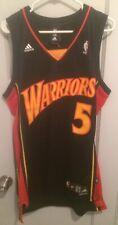Baron Davis Golden State Warriors NBA Jersey Men M Adidas Sewn #5 B Diddy Curry