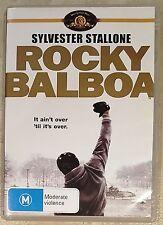Rocky Balboa (Sylvester Stallone & Burt Young) DVD (Region 4)