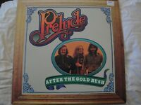 PRELUDE AFTER THE GOLD RUSH VINYL LP 1974 ISLAND RECORDS DEAR JESUS, HOTEL ROOM