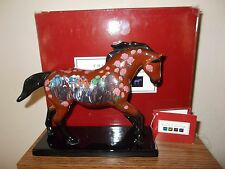 TRAIL OF PAINTED PONIES RUN FOR THE ROSES LOW 1E DILLARDS EXC FREE SHIP