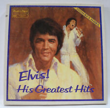 Elvis! -His Greatest Hits -Seven Vinyl LP's-  Readers Digest Set-ExEx Graded