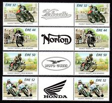 Ireland - 1996 Tourist Trophy / Motorcycles - Mi. 946-49 gutterpairs MNH