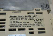 OMRON  3G3MV-A2007  DRIVE (1-yr Warranty)