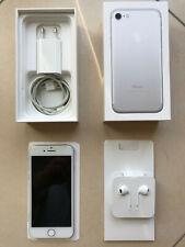 Apple iPhone 7 - 128GB - Argento (Sbloccato) - perfettamente funzionante