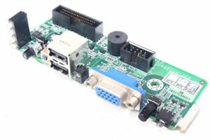Dell P/N 0K9626 K9626 DAS27TH14D0 PowerEdge 850 Front Panel Switch Board VGA