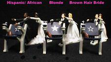 Dallas Cowboy Football Wedding Cake Topper Funny Groom top Anniversary Shower 3