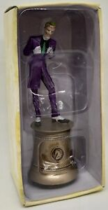DC Justice League Chess Eaglemoss Joker Black Knight No Mag