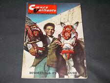 JOURNAL COEURS VAILLANTS PETIT FORMAT N°36 DU 5 SEPTEMBRE 1963