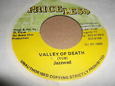 "JAZZWAD "" VALLEY OF DEATH "" / LEE ANTONIO "" EVERY LITTLE THING I DO "" REGGAE 7"""