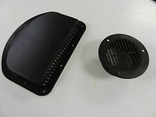 New Rv Atv Motorcycle Enclosed Utility Cargo Box Trailer Breather Vent System Bk