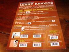 LENNY KRAVITZ 5/BELONG TO YOU!!!!!RARE FRENCH PRESS/KIT