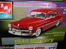 AMT ERTL 1949 49 MERCURY MODEL 1/25 Scale, MIP