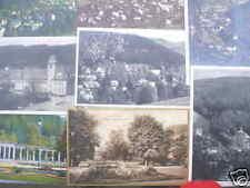 5211 8 alte AK Bad Reinerz Schlesien um 1920 Sammlung