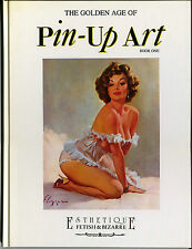 The Golden Age of Pin-Up Art Hardcover Book One 1 HC Glittering Images NM+