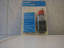 Squid It! Nachfülltinten-Set schwarz für Canon und Brother – Restmenge ca. 65 ml