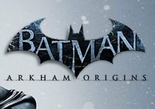 Batman Arkham Origins Region Free PC KEY (Steam)