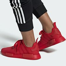 adidas Originals NMD R1 Scarlet Men's Shoes Lifestyle Comfy Sneakers