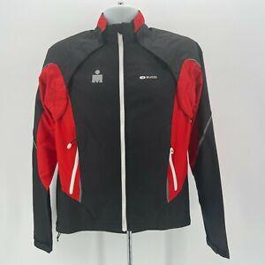 Sugoi Ironman Versa Jacket Magnetic Sleeves Windbreaker Mens Medium