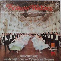 Strauss Waltzes Vinyl LP.1971 Classics For Pleasure CFP 165.The Blue Danube+