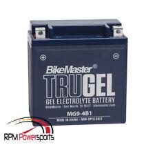 New MG9-4B1 TruGel Battery Kawasaki BN125 Eliminator 2006 2007 2008 2009