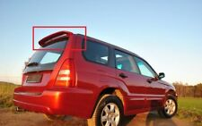 SUBARU FORESTER 2003 - 2007 REAR ROOF SPOILER NEW