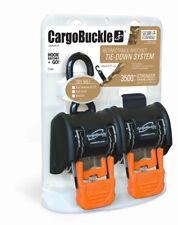 """Cargo Buckle - Retractable Ratchet Tie-Downs 2"""" (50mm) F18800"""