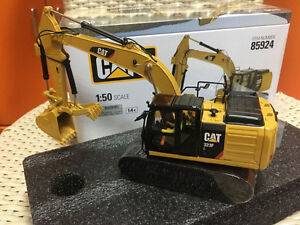 Caterpillar CAT 323F L Hydraulic Excavator 1/50 Scale By DieCast Masters #85924