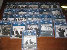 21 dvd STORIA D'ITALIA dall'Unità D'Italia Al Duemila  De agostini SIGILLATI
