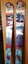 NORDICA NEMESIS 169cm Womens Ski with top of the line Marker Griffon 12 Bindings