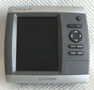 GARMIN GPSMAP 541 CHART PLOTTER GPS MARINE BOAT NAVIGATION DISPLAY UNIT