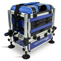 Match Station AS7 Drawer Alloy Pro-Sport Seat Box