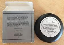 Glominerals Pressed Base - Powder Foundation - Shade: Cocoa Dark - Nib