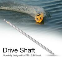 Feilun Steel Tube Metal Shaft FT012 RC Boat FT012 Accessory RC Boat Shaft #GD
