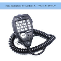 AnyTone Microphone for AnyTone AT-5888UV AT-778UV DualBand Transceiver Radio
