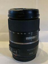 Tamron 28-300 f3.5-6.3 Di VC PZD A010E AF lens For Canon