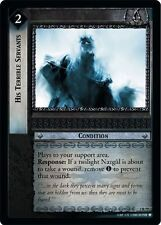 LoTR TCG MoM Mines Of Moria His Terrible Servants FOIL 2R77