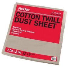 Dust Sheet Home Painting Prep Supplies