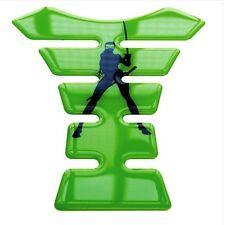 Ninja Resin Domed Tank Pad Protector #Green + Sword