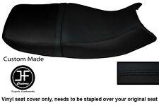 Vinilo Negro Personalizado Se Ajusta Kawasaki ZZR600 e ZZR 600 e 90-93 Cubierta de asiento solamente