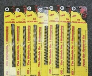 Ox Mainsprings Yellow All sizes. Replacement spring