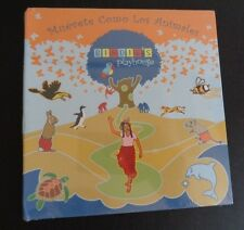 Muevete Como Los Animales by Birdie's Playhouse (CD, 2014, Clay Pasternack) NEW
