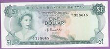(Ref: K.33) 1 DOLLAR BAHAMAS 1974 (NEUF)