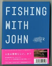 RARE COFFRET 3 DVD ★ FISHING WITH JOHN - JOHN LURIE ★ COMME NEUF