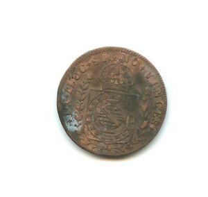 Brésil 10 reis 1828 n°E882