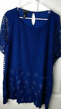 Womens Pluse Size Tops 2X New with Tags
