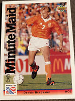 Upper Deck world cup usa 1994-Player of the Year-Rai Brazil-wc1