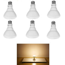 LE 10W Dimmable BR30 E26 LED Bulbs 750lm Warm White Recessed Light Bulb 6-pack