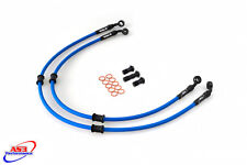 HONDA CBR 600 F2 1991-1994 AS3 VENHILL BRAIDED FRONT BRAKE LINES HOSES RACE